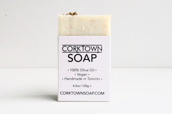 Corktown Soap - Oat + Chamomile - Anise Modern Apothecary