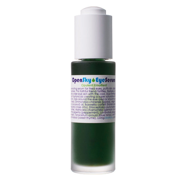 Living Libations Open Sky Eye Serum - Anise Modern Apothecary