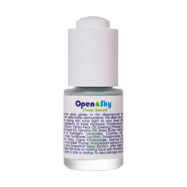Living Libations Open Sky Sheer Serum - Anise Modern Apothecary