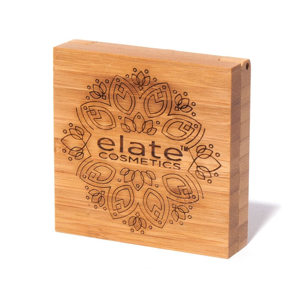 Elate Bamboo Foundation Compact - Anise Modern Apothecary