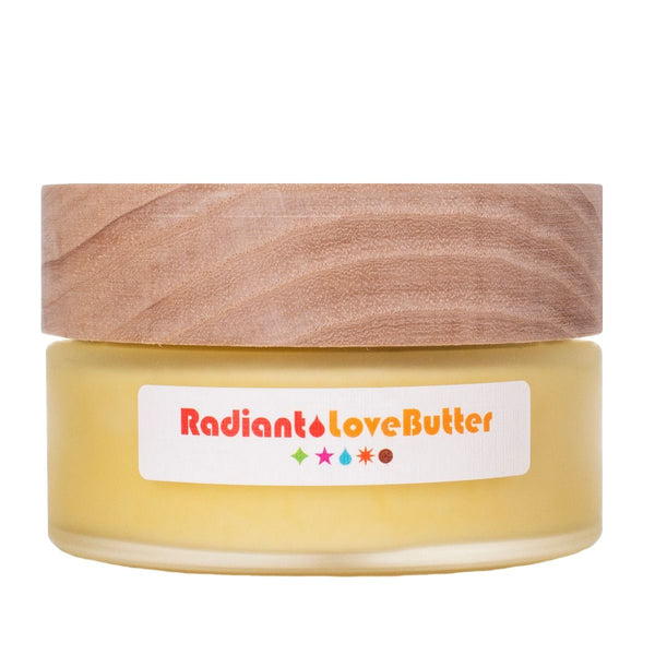Living Libations Radiant Love Butter - Anise Modern Apothecary