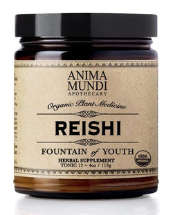 Anima Mundi Herbals Reishi : Fountain of Youth - Anise Modern Apothecary