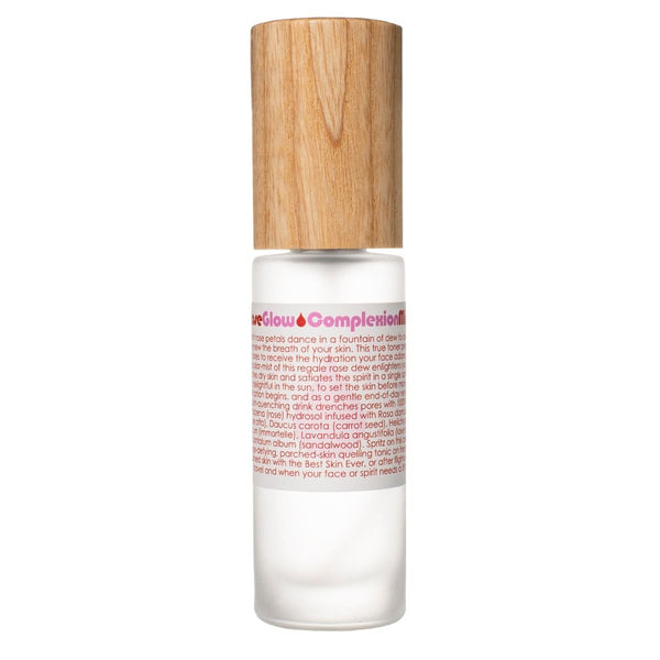 Living Libations Rose Glow Complexion Mist - Anise Modern Apothecary