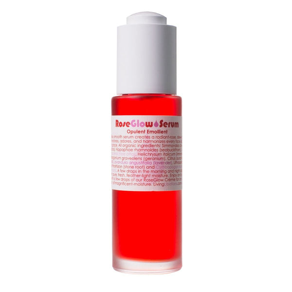LIving Libations Rose Glow Serum - Anise Modern Apothecary