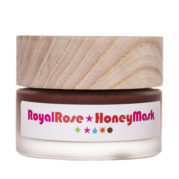 Living Libations Royal Rose Honey Mask - Anise Modern Apothecary