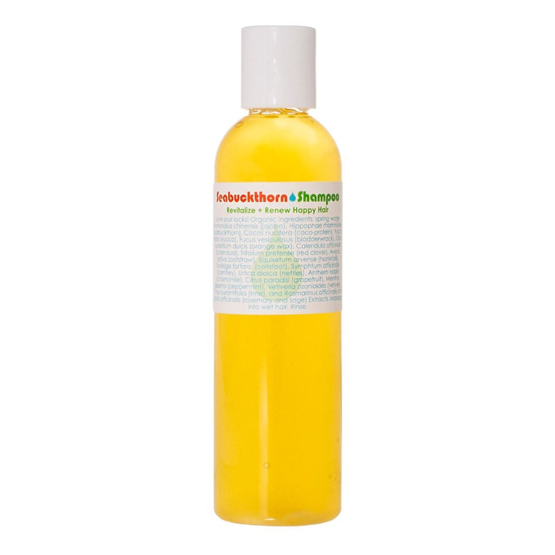 Living Libations Seabuckthorn Shampoo - Anise Modern Apothecary