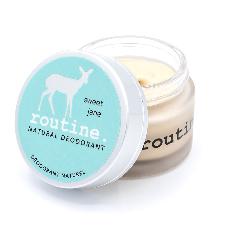 Routine. Natural Goods - Deodorant Cream - Sweet Jane