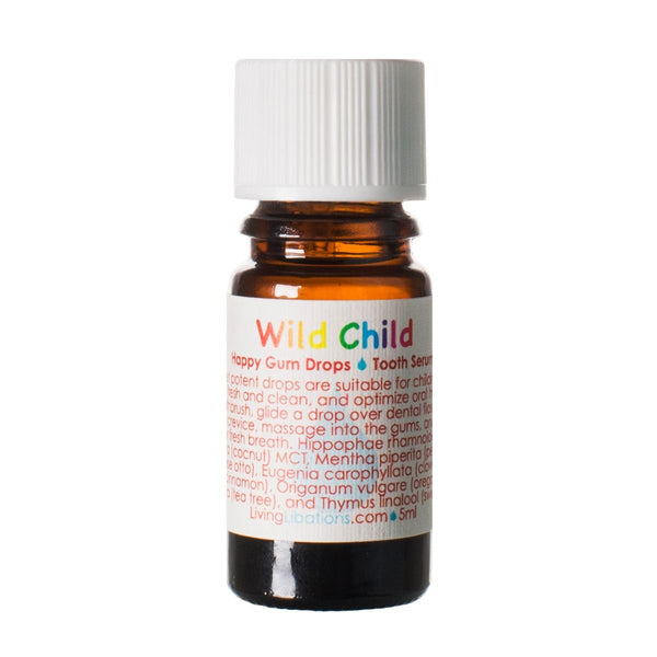 Living Libations Wild Child Happy Gum Drops - Anise Modern Apothecary