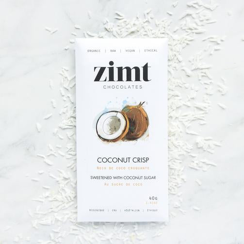 Zimt Chocolates - Coconut Crisp - Anise Modern Apothecary