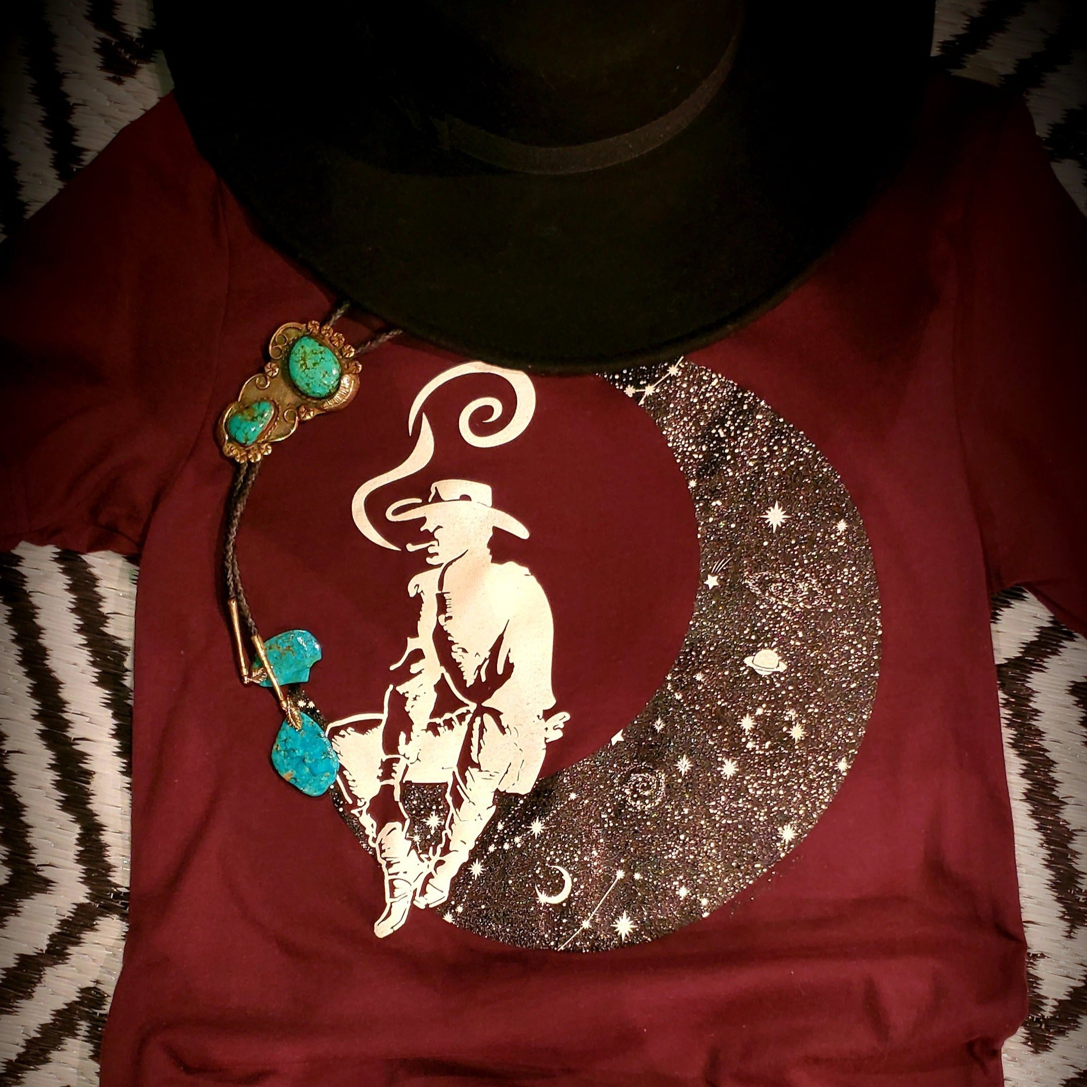 The Space Cowboy Tee