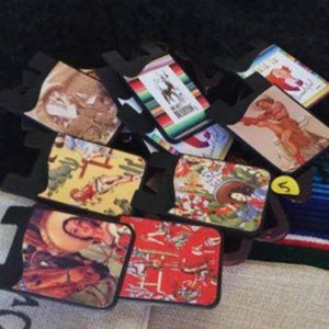 Card caddy for phone grab bag of 10