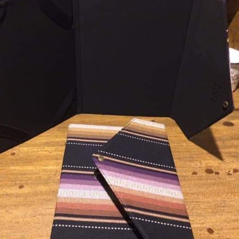 Serape iPad cover