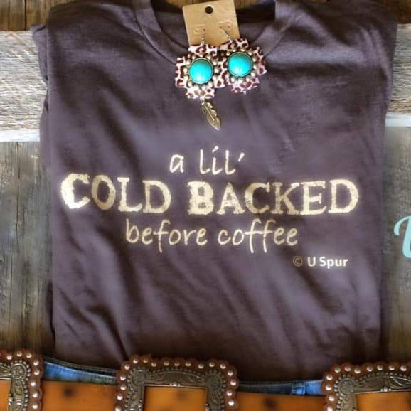 Cold Backed tee