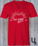 Load image into Gallery viewer, Day Hand Darlin tee - RED