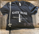 Load image into Gallery viewer, Gate Boss tee