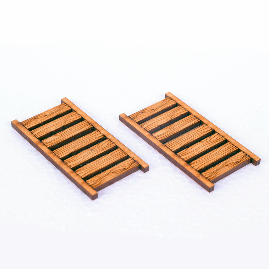 miniature bridge for tabletop and rpg gaming