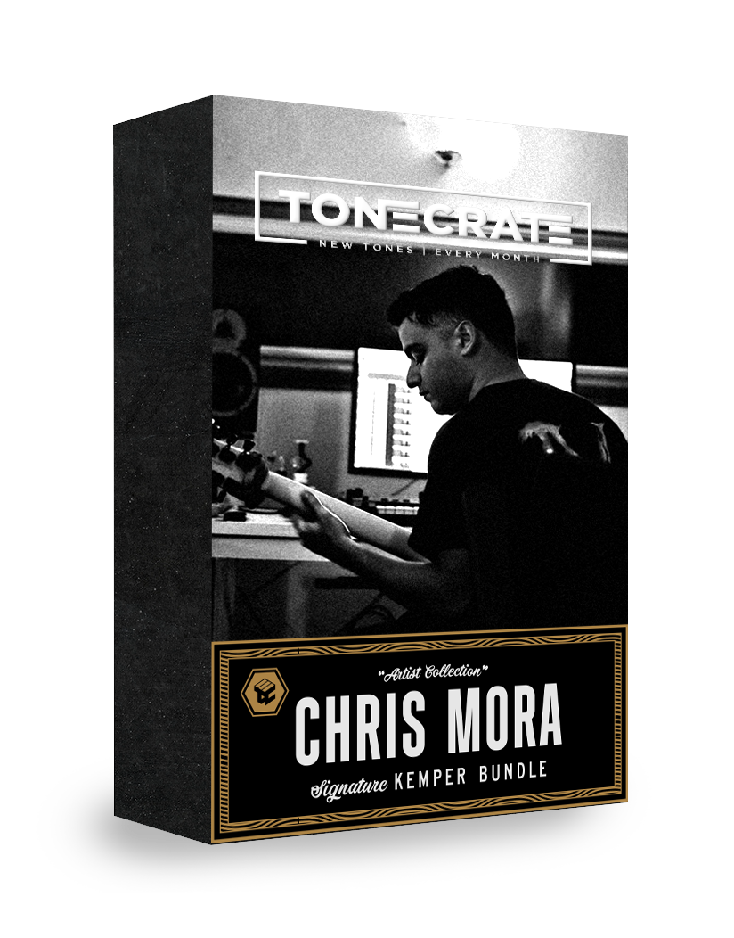 Chris Mora Signature Kemper Bundle