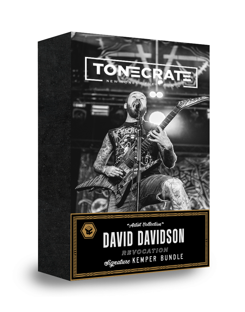 Dave Davidson of Revocation Signature Kemper Bundle