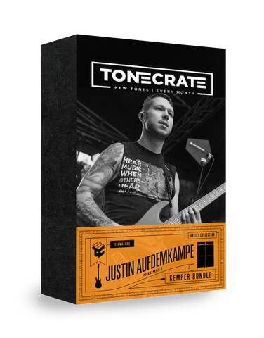 Justin Aufdemkampe of Miss May I Signature Kemper Bundle