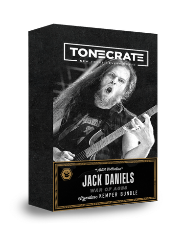 Jack Daniels of War of Ages Signature Kemper Bundle