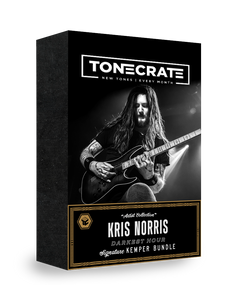 Kris Norris of Darkest Hour Signature Kemper Bundle
