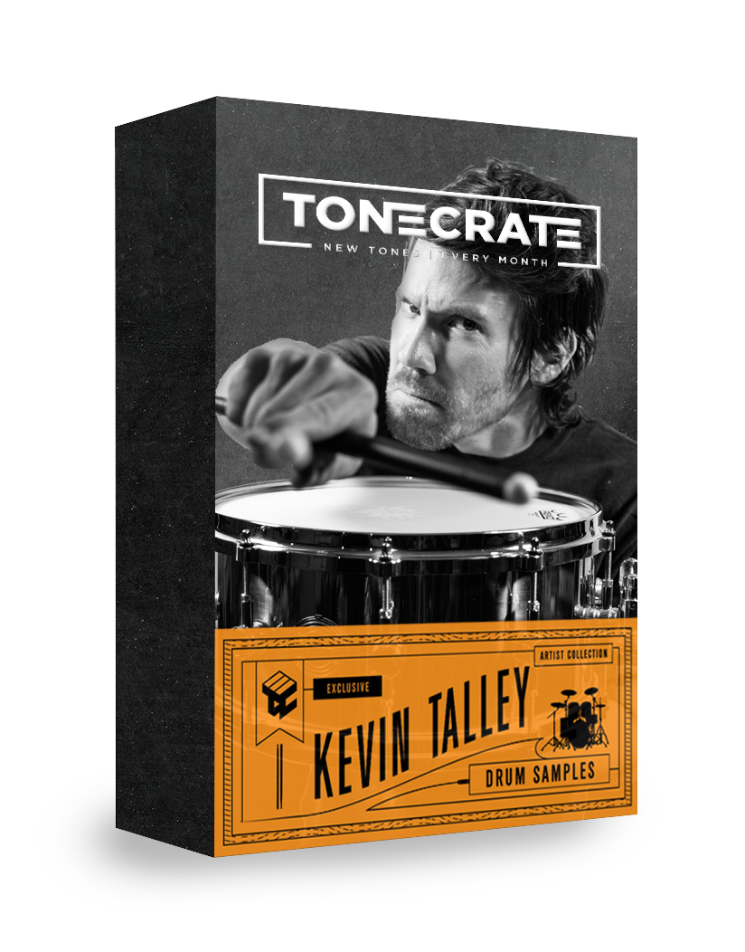 Kevin Talley Signature Drum Samples