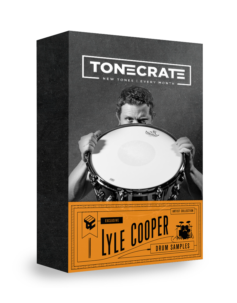 Lyle Cooper Signature Drum Samples