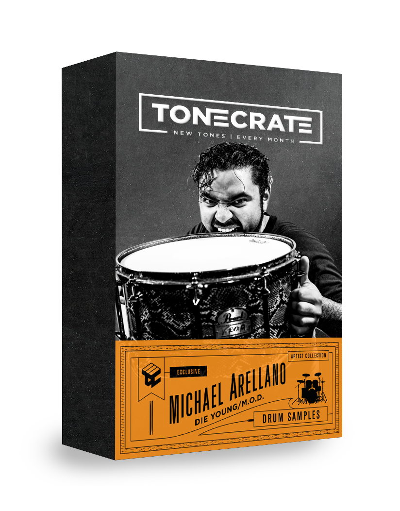 Michael Arrellano Signature Drum Samples