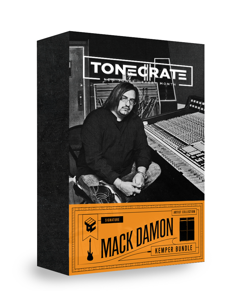 Mack Damon Signature Kemper Bundle