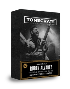 Ruben Alvarez of Upon A Burning Body Signature Kemper Bundle