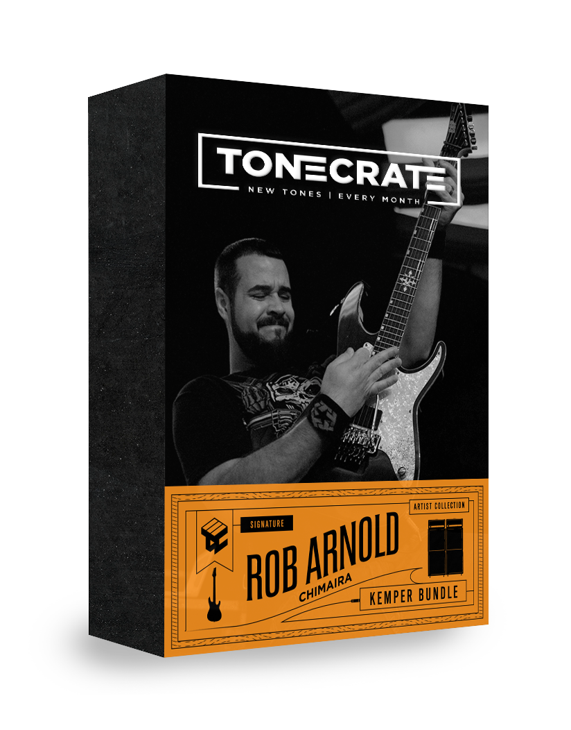 Rob Arnold of Chimaira Signature Kemper Bundle