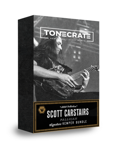 Scott Carstairs of Fallujah Signature Kemper Bundle
