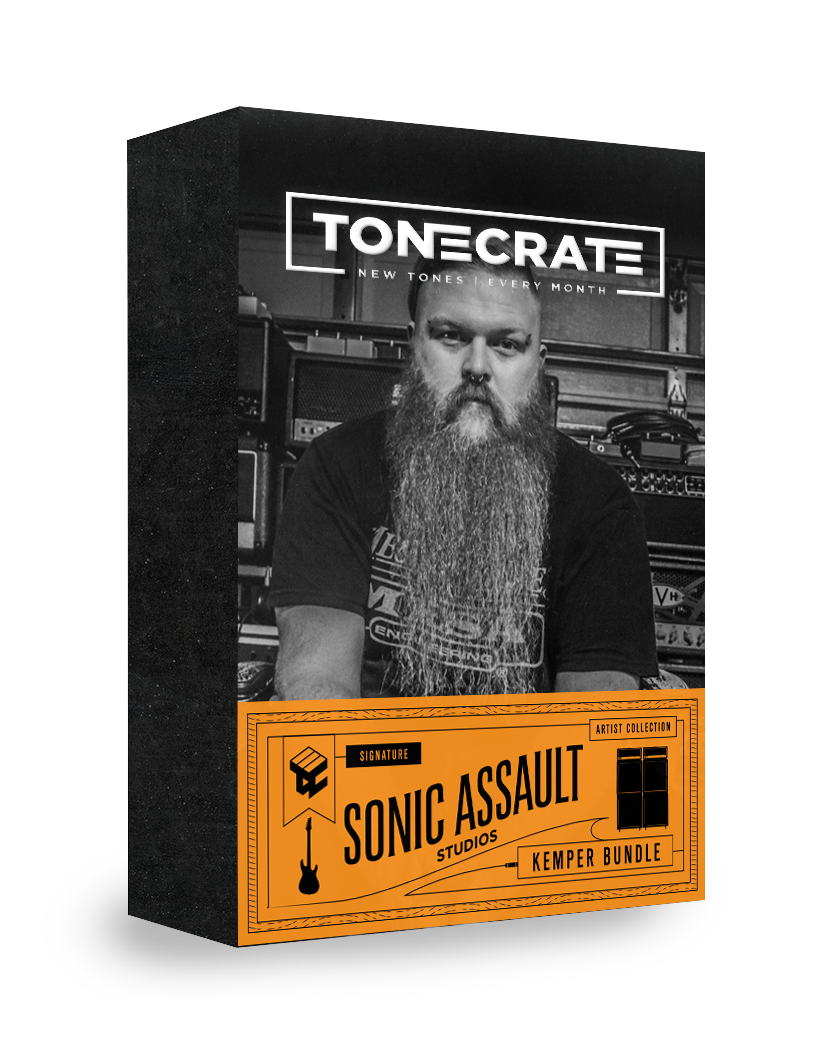 Sonic Assault Studios Signature Kemper Bundle