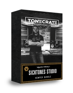 Sicktones Studio Merged & DI Kemper Pack
