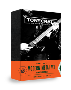 Modern Metal Vol. 1 Kemper Bundle