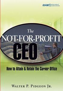 Not-for-Profit CEO: How to Attain and