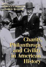 Charity Philanthropy and