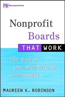Nonprofit Boards that Work: The End of