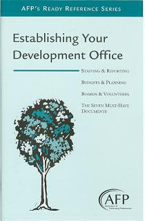 Establishing Your Development Office