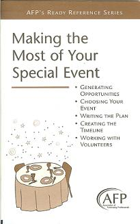 Making the Most of Your Special Event