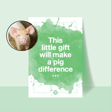 Load image into Gallery viewer, A piglet