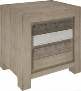 CHATEAU BEDSIDE TABLE