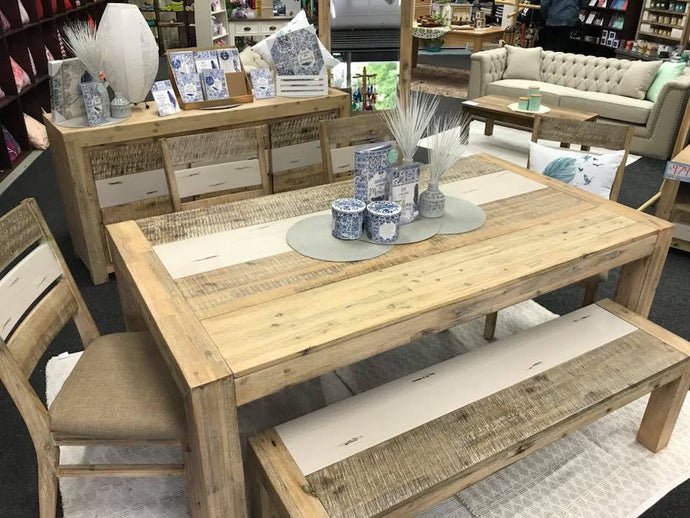 CHATEAU DINING TABLE 180
