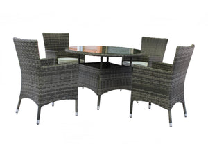 MILLER 5PC DINING SETTING