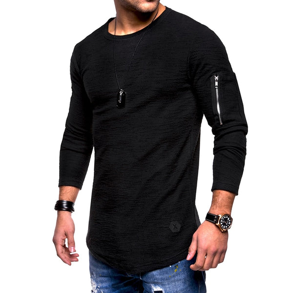 Mauro Long Sleeve T-Shirt