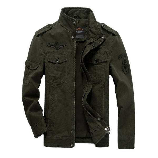 Riley Military Jacket