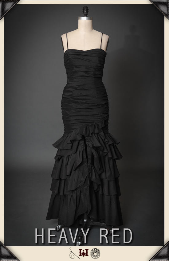 Deviant Nights Ball Gown