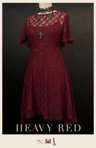 Pernicious Soiree Lace Dress