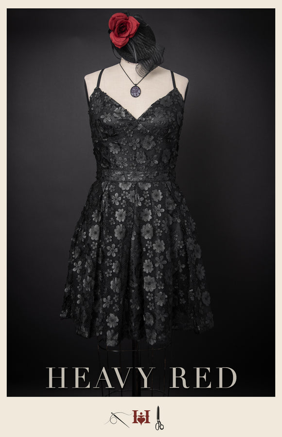 Blooms of Darkness Dress