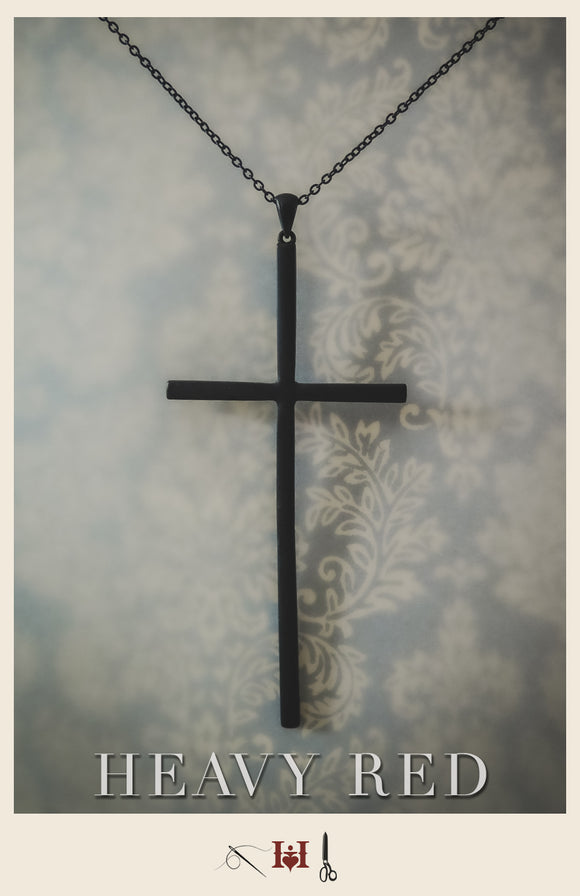 Devout Cross Necklace